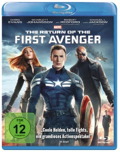Captain America- The Winter Soldier - Grafik - 02 - Blu-ray