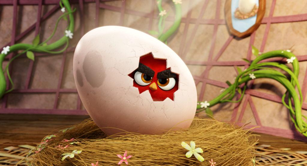 Angry Birds Movie - Szenen - 22 Red
